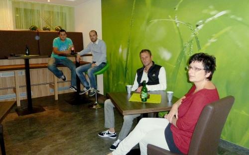 Pension Paradiesgartl Amstetten - Lounge