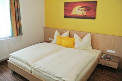 Pension Paradiesgartl Amstetten - Doppelzimmer Komfort